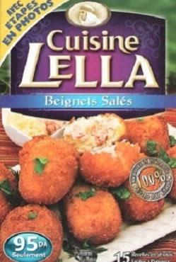 Cuisine Lella - Beignets Salés Cuisine+Lella+-+Beignets+Sales
