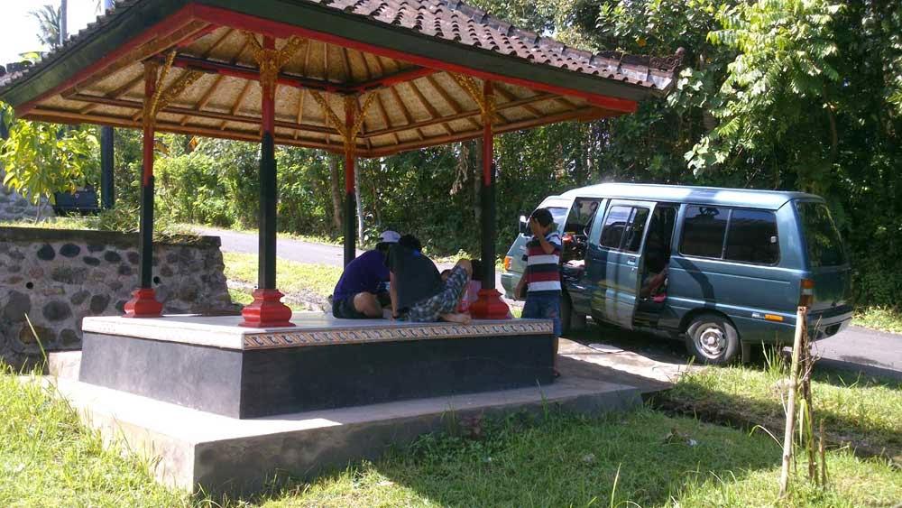 Liburan Ke Bali bersama si Zebra