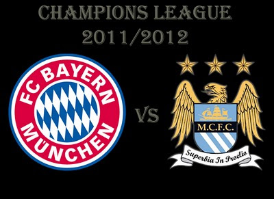 Bayer Munich vs Manchester City Champions League Group Stage