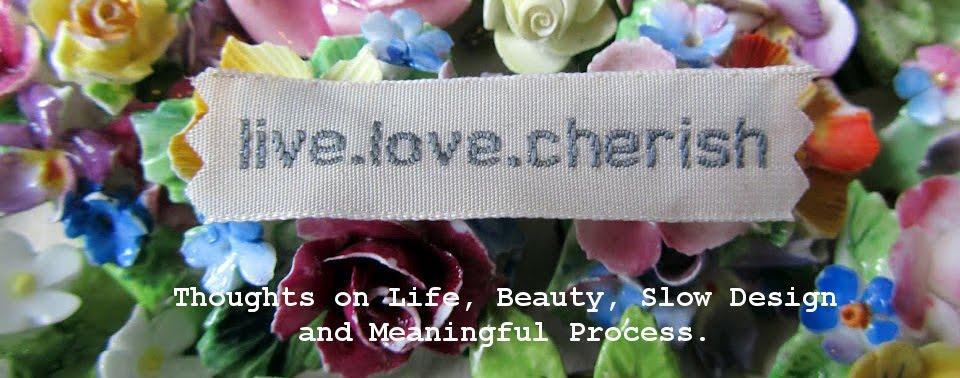 live love cherish
