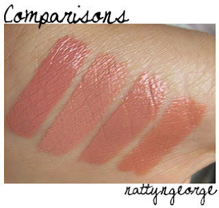OCC Trick Swatches