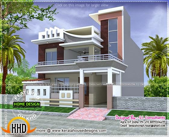 Plan Available Modern House Kerala Home Design