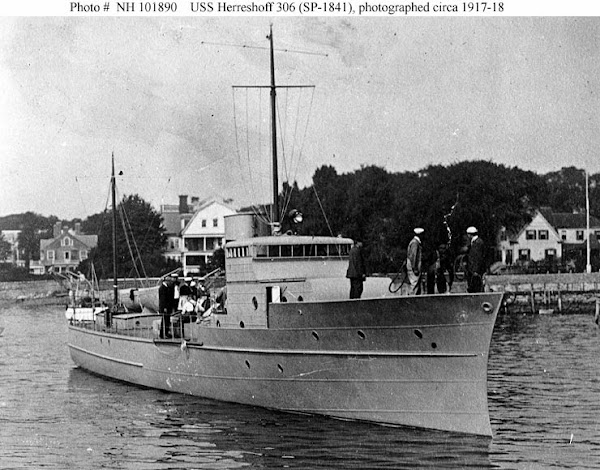Ship of the Month: USS Herreshoff