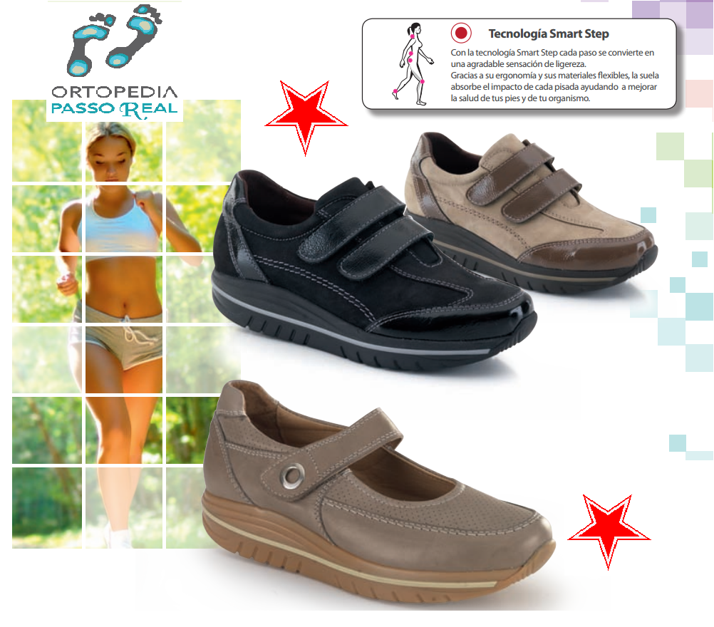 Ortopedia passo real sapato tipo mbt balan o com sola - Ortopedia low cost ...