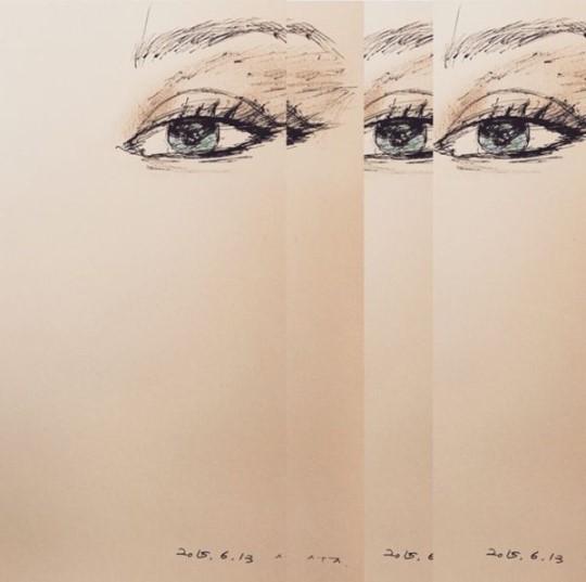 miss A enjoy korea hui K-Pop Suzy drawing painting Cindy IU Bae Suzy Lee Ji Eun Defconn Jeong Hyeong Don Weekly Idol Park Myeong Soo Park Mi Sun Kim Sin Young Jo Se Ho Happy Together