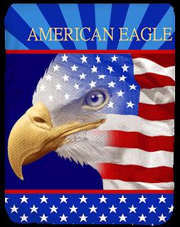 Selimut Kendra American Eagle