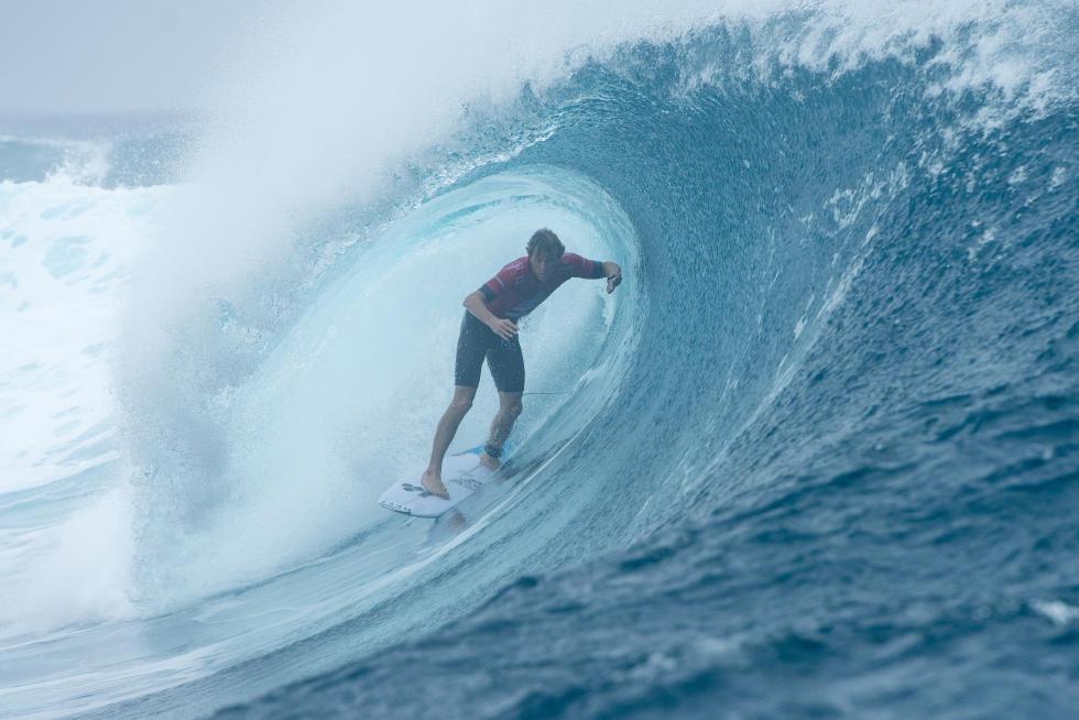 4 Kai Otton Billabong Pro Tahiti Foto WSL Stephen Robertson