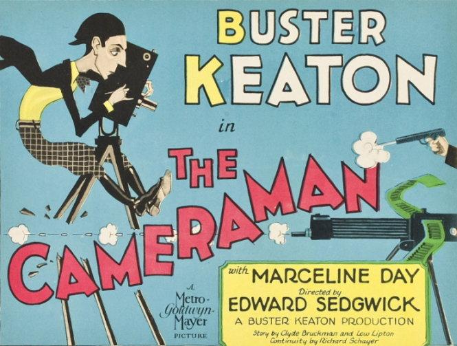 Martedì 17 marzo: i film di Buster Keaton all'Auditorium San Fedele di Milano. Rassegna cinema muto e live music