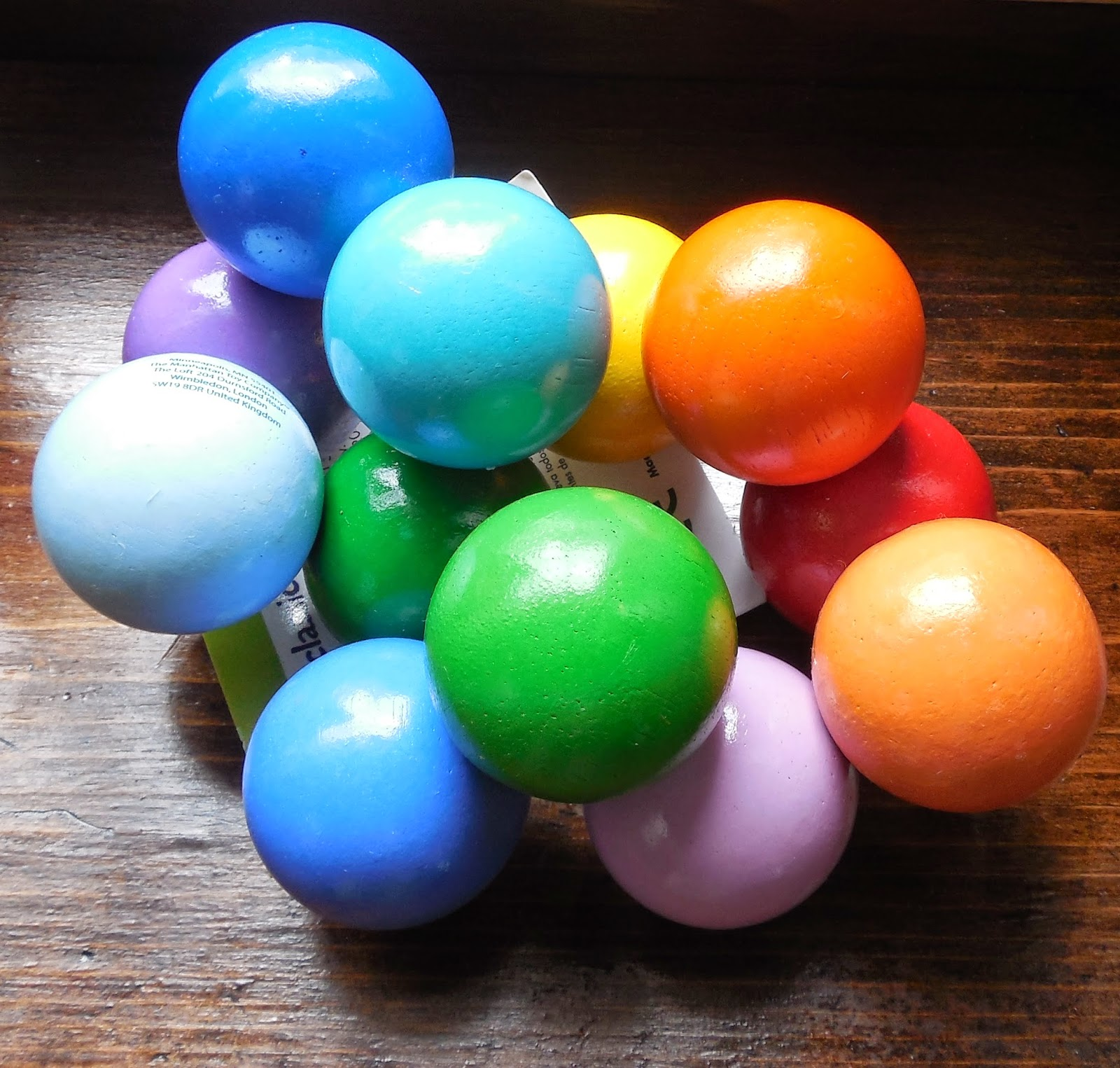 Manhattan Toy Baby Beads