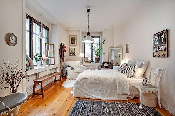Soluciones para apartamentos mini decorar tu casa es for Soluciones apartamentos pequenos