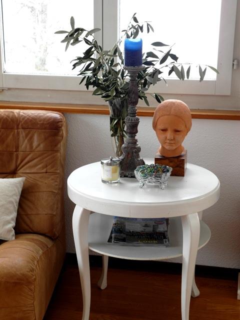 Landhaus diva neues aus dem hasenstock for Weisses tischchen