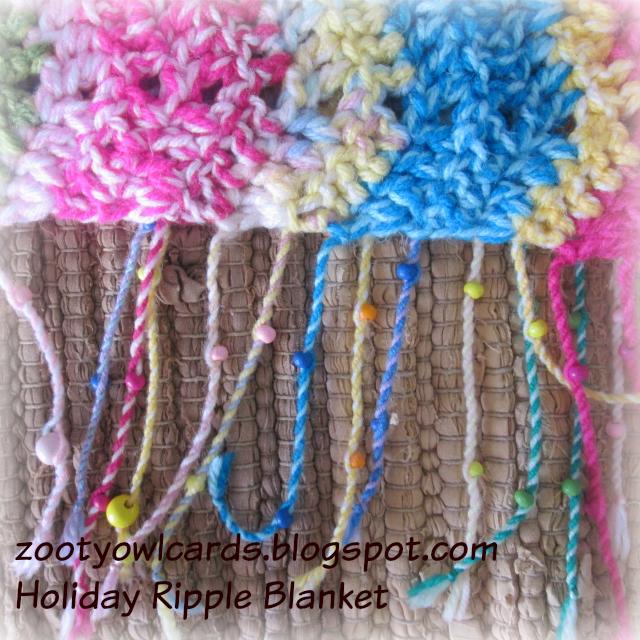crochet ripple