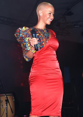 Amber Rose - iloveankara.blogspot.co.uk