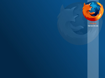 Mozzila Firefox - Take Back The Web Wallpapers