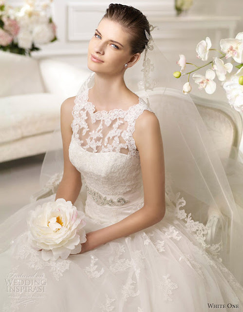 2016 Wedding Dresses and Trends: White One 2013 bridal ...