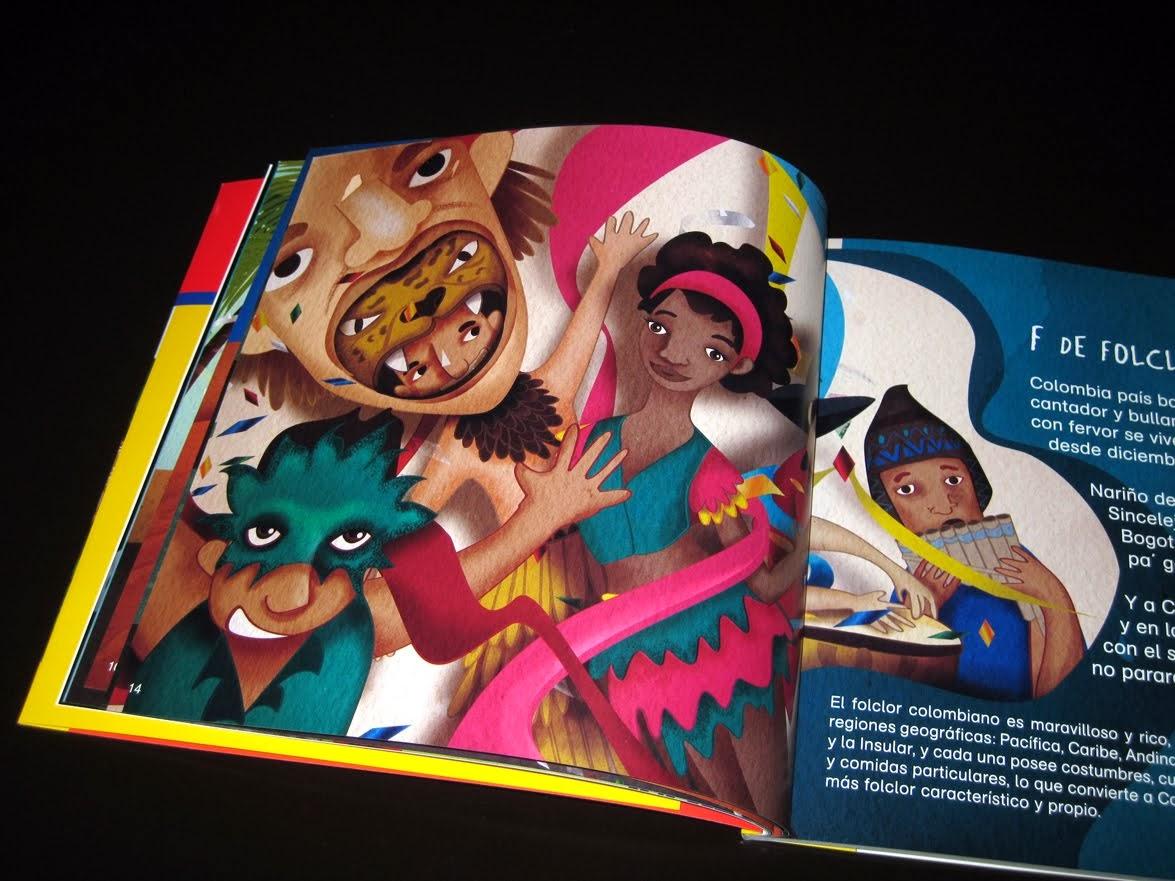 interior libro colombia