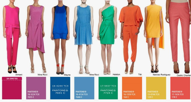 B B Fashion House 2015 Color Trends