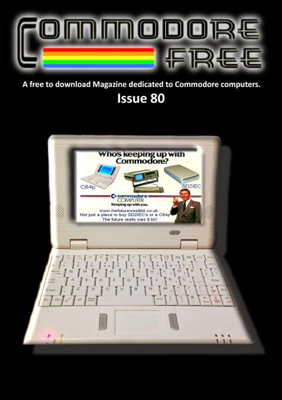 Commodore Free Magazine #80