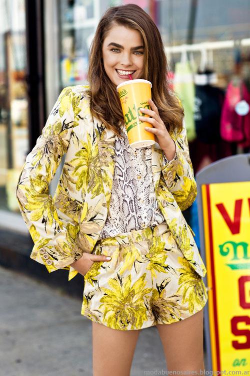 Uma moda primavera verano 2014 Argentina