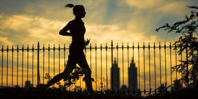 Kesehatan : Joging SehaT Di Malam Hari