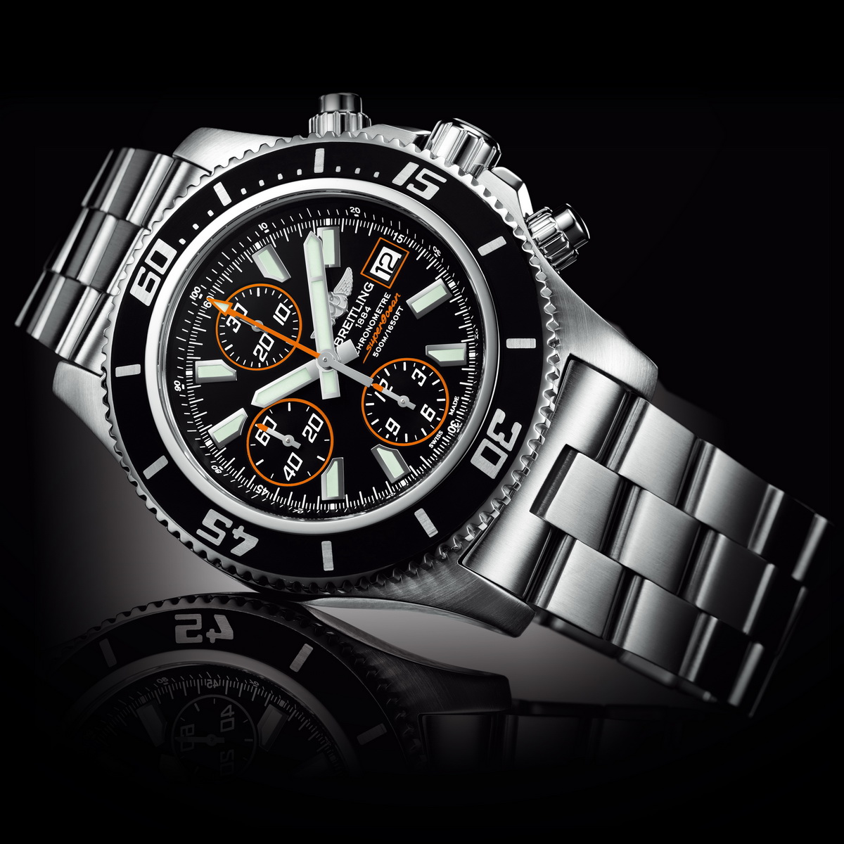 Breitling+superocean+chronograph+ii+review