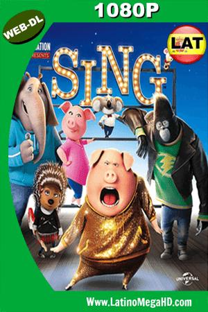 Sing: ¡Ven y canta! (2016) Latino HD WEB-DL 1080P ()