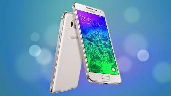 Samsung Galaxy Alpha Mula Dijual di Malaysia Bermula 19 September 2014