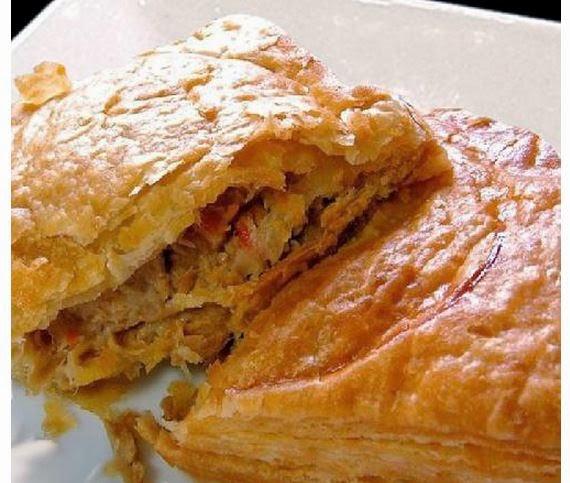 Recetas caseras de cocina Empanada de atn cocinar fcil y barato