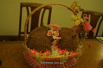 hantaran durian