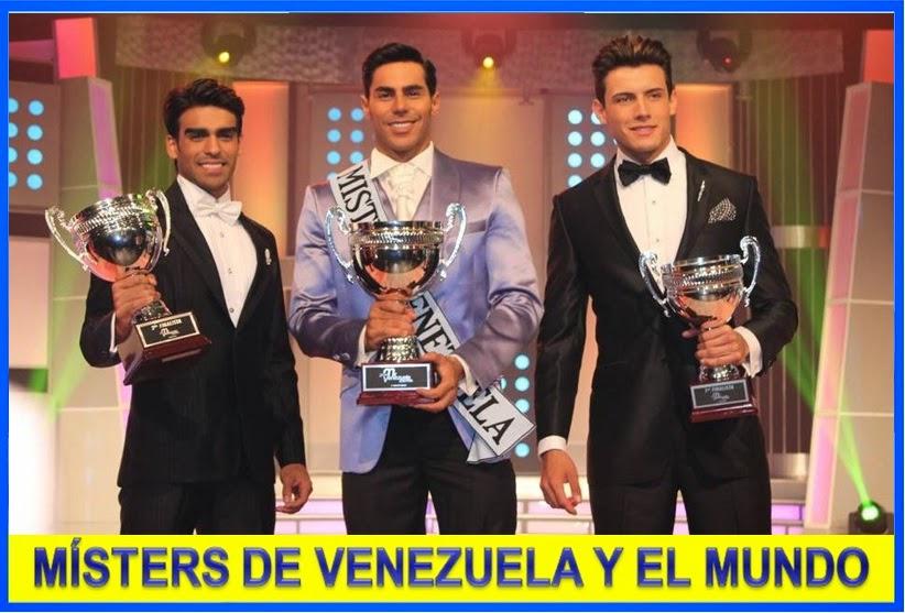MISTERS DE VENEZUELA Y EL MUNDO