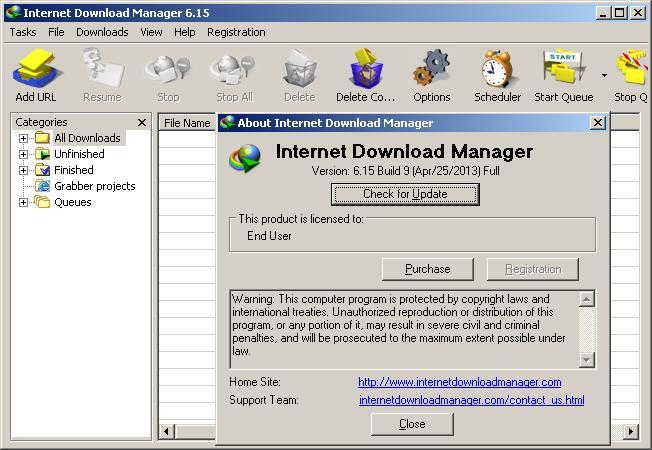 Internet Download Manager V6 15 Build 9 Final Full