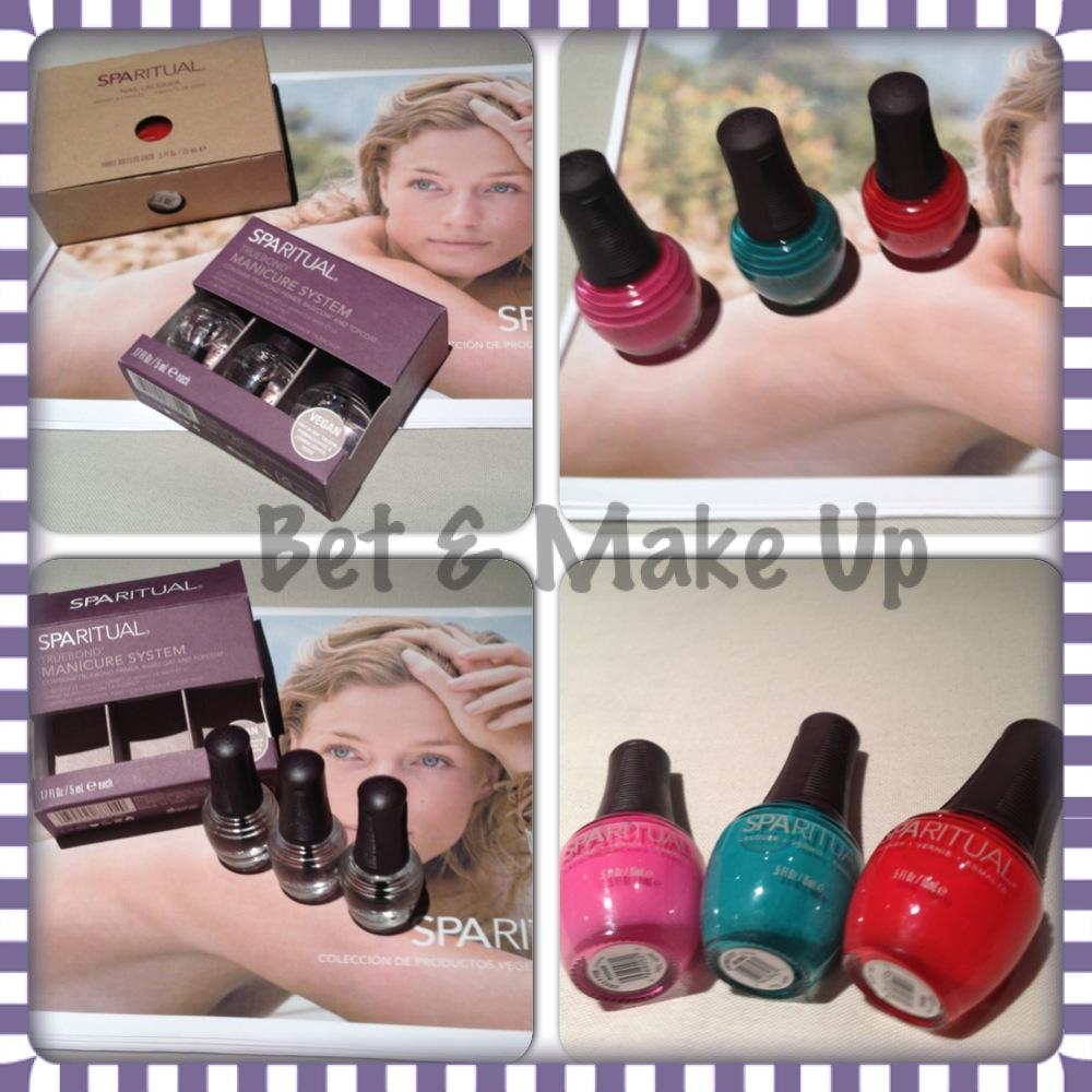 Bet & Make Up: SpaRitual: ESMALTES ECO