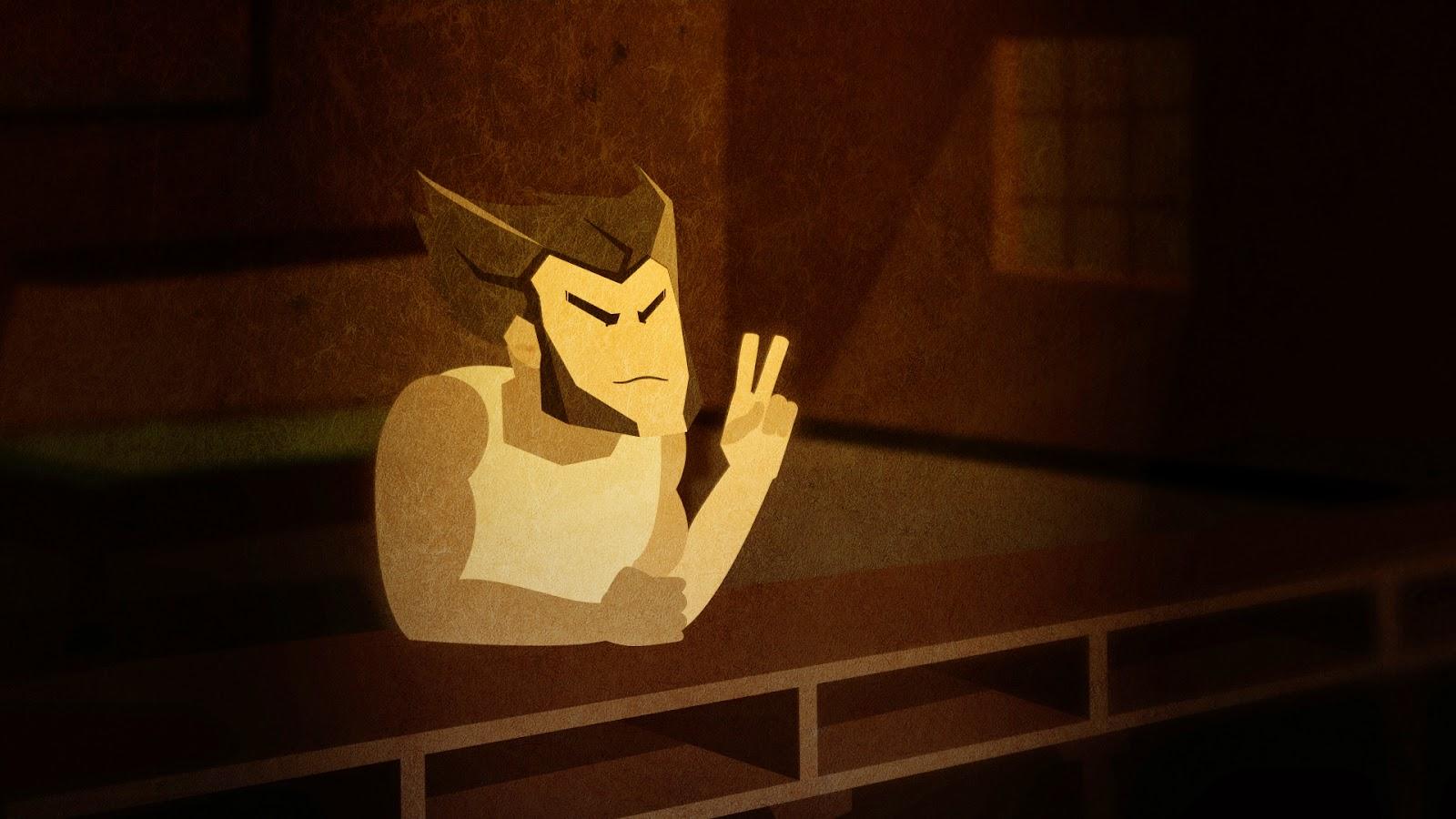 Celebrity Mondays - Wolverine