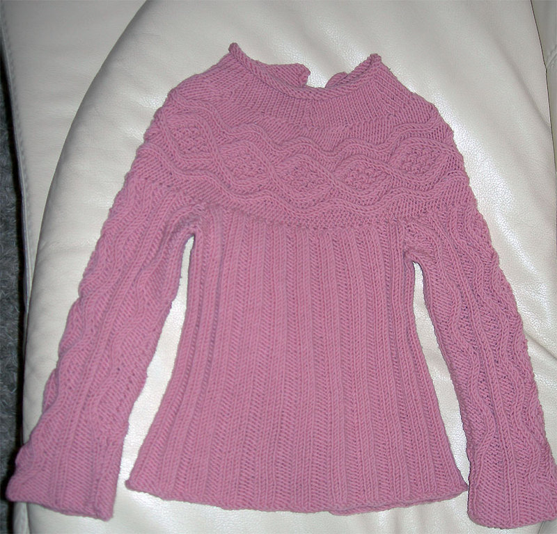 Patterns For Knitted Sweaters : Sweater Patterns Knitting-Knitting Gallery