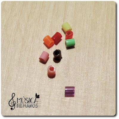 Muestra de Hama Beads MINI