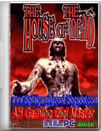 the house of the dead horror game