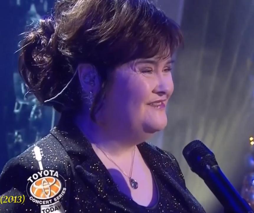 Susan Boyle on Hoda & Kathie