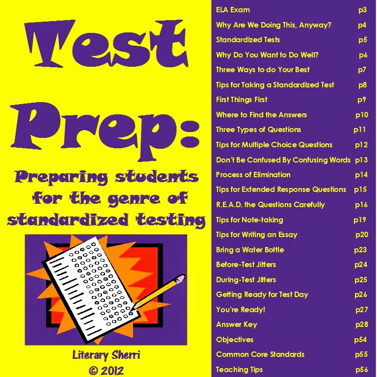 http://www.teacherspayteachers.com/Product/Test-Prep-Preparing-Students-for-the-Genre-of-Standardized-Testing-Grades-6-8-633345