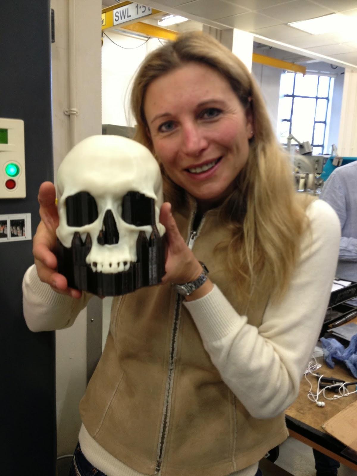 Secrets of Bones director