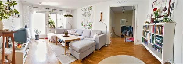 Desain Interior Ruang Tamu Minimalis Bersih