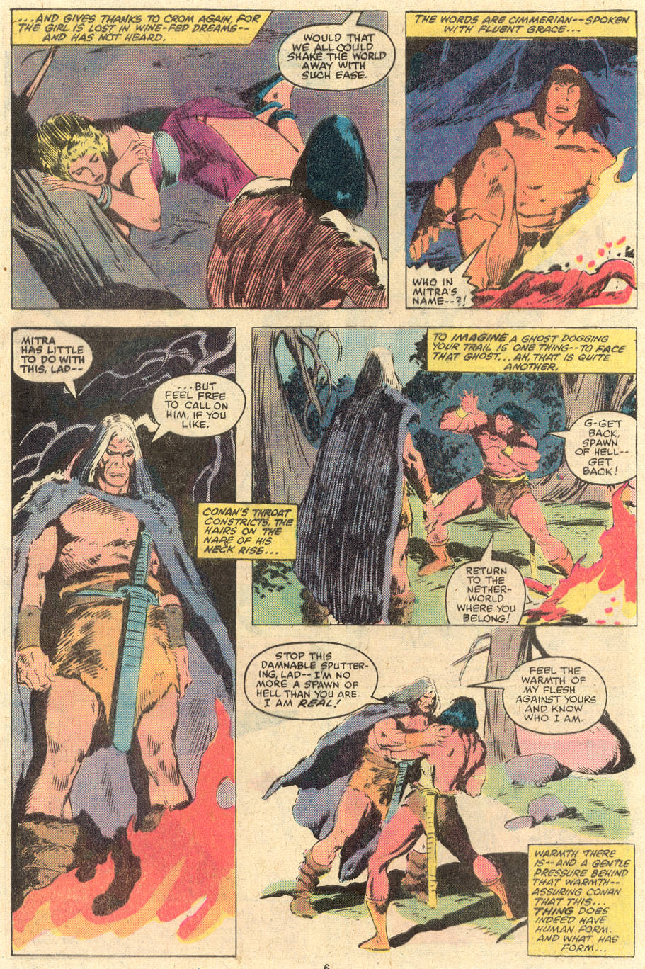 Conan the Barbarian (1970) Issue #119 #131 - English 6
