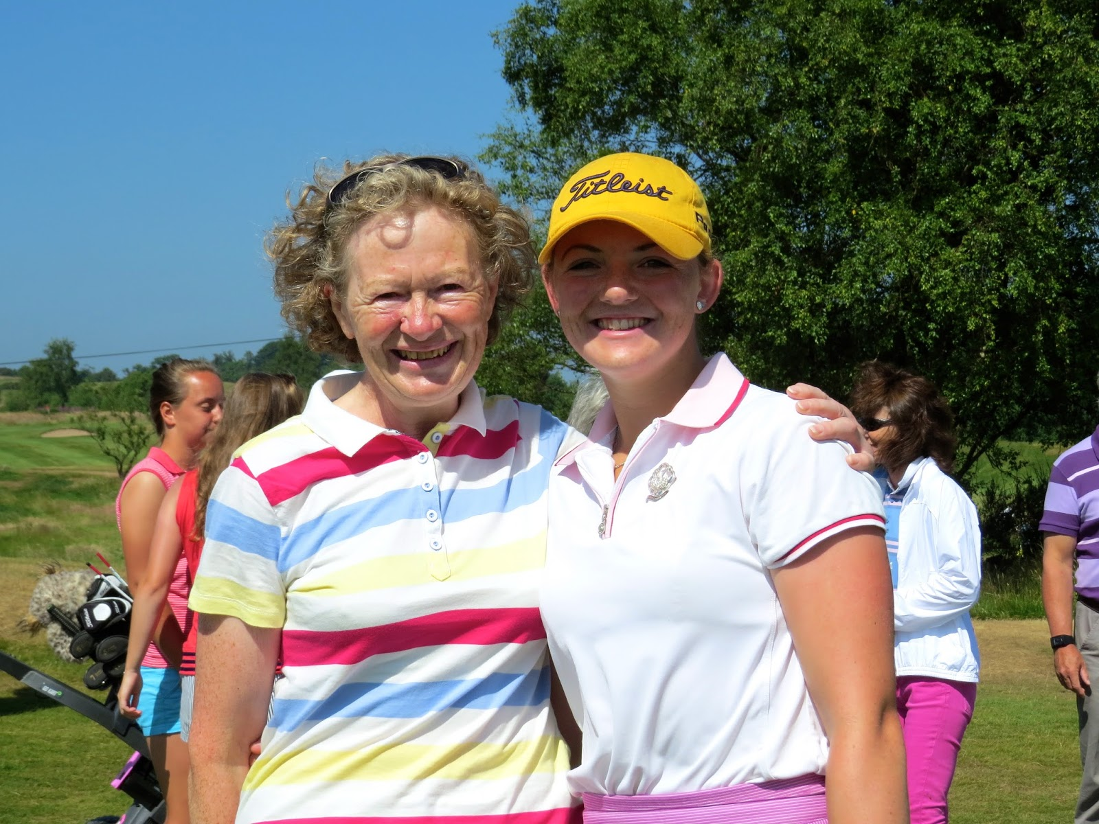 Ladies Club Golf News Around The West Of Scotland July 2013