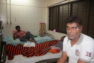 ঢাকা মেডিকেলের বার্ন ইউনিটে এখনও ৫০ রোগী