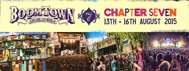 BoomTown Fair 2015 Headliners