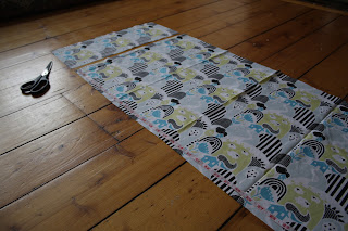Owlprintpanda Diy Catch That Draught Draught Excluder
