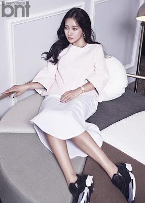 Soyeon T-ara bnt International November 2015