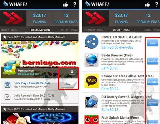 Apakah Aplikasi Whaff Rewards Merugikan Kita?