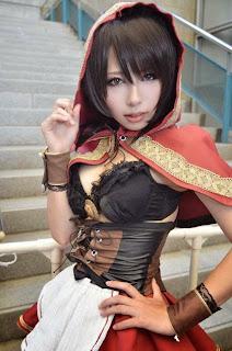 Resident Evil 5 Sheva Alomar Cosplay by Kagami Sou