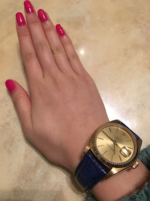 My Daughter's took my Rolex