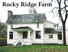 Visit Laura and Almanzo's Rocky Ridge Farm